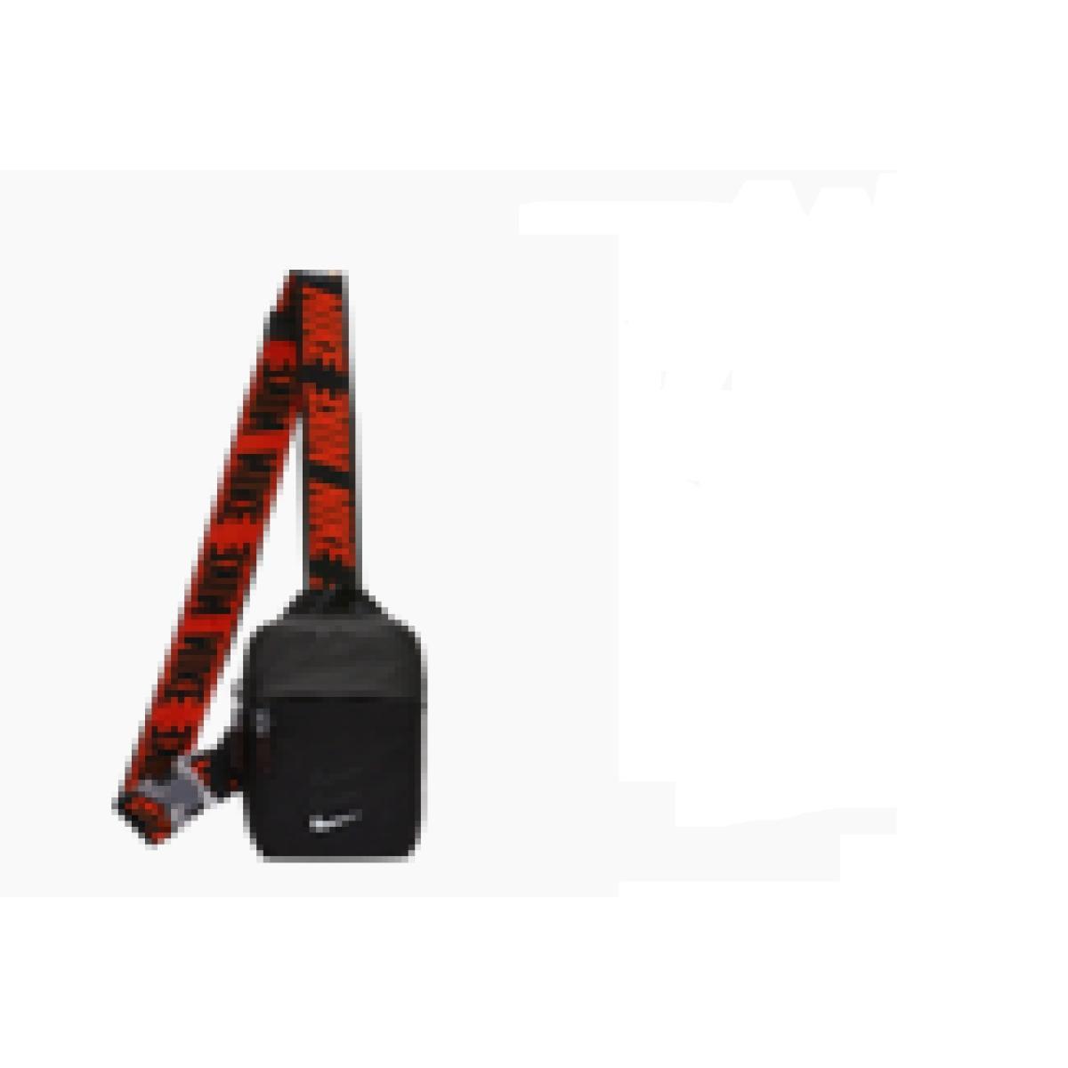 Bolsa Unisex Nike Ba5904-010 Advance Preto/vermelho