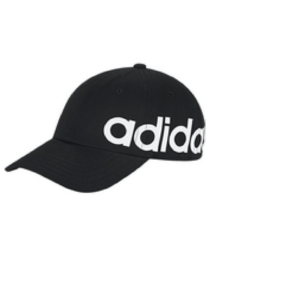 Boné Unisex Adidas Ed0318 Bsbll Lnr Bld Preto