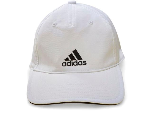 Boné Unisex Adidas S20519 Climalite Branco