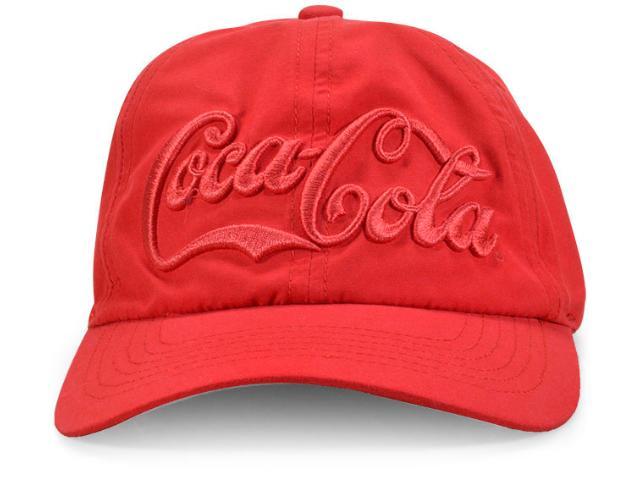 Boné Masculino Coca-cola Shoes 27743 Vermelho