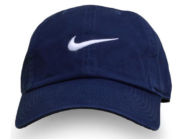 Boné Masculino Nike 546126-454 Swoosh Marinho