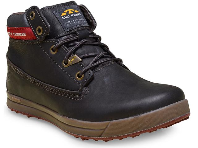 Bota Masculina Bull Terrier Scott Floater/brown