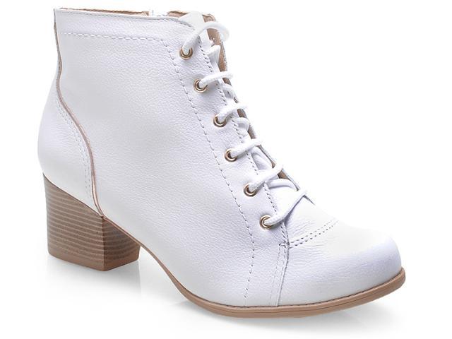 Bota Feminina Campesi 4154 Branco