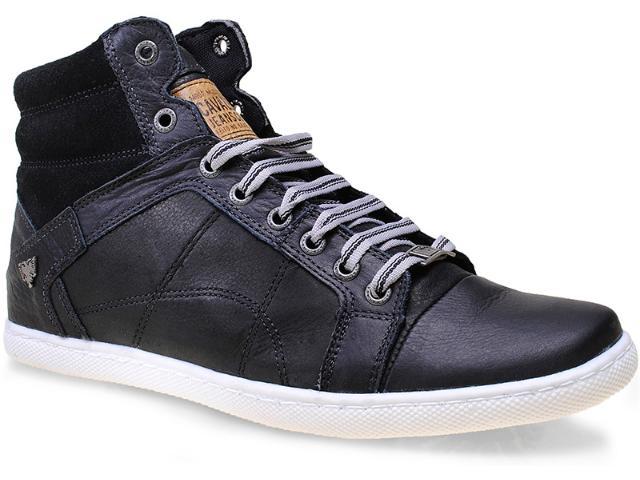 Bota Masculina Cavalera Shoes 13.01.1197 Preto