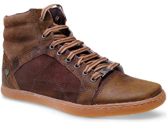 Bota Masculina Cavalera Shoes 13.01.1197 Wisk Envelhecido