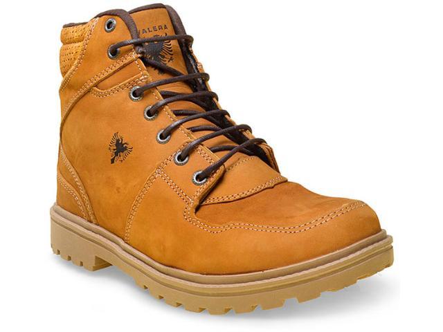 Bota Masculina Cavalera Shoes 13.05.0459 Ocre