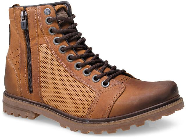 Bota Masculina Free Way Absolut-3 Mascavo