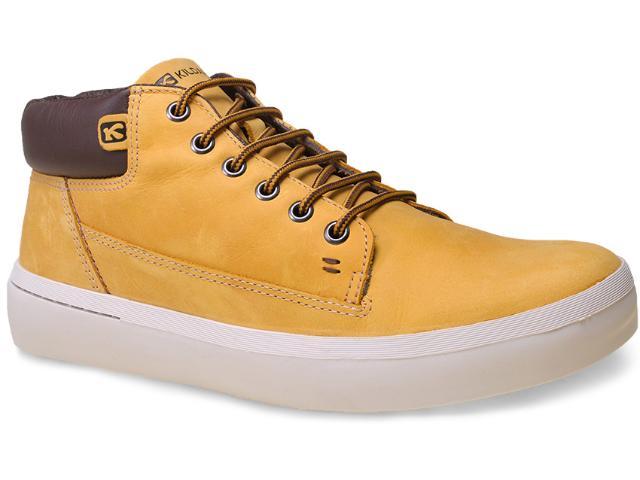Bota Masculina Kildare Al75500 Amarelo