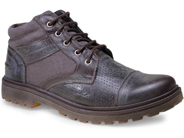 Bota Masculina M.officer Shoes 126325051 Café
