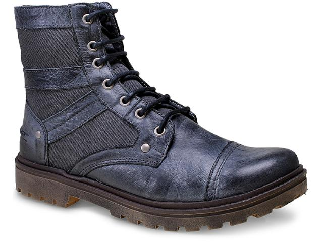Bota Masculina M.officer Shoes 126325044 Preto