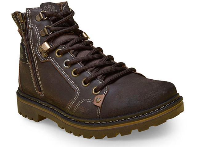 Bota Masculina Pegada 180051-06 Brown
