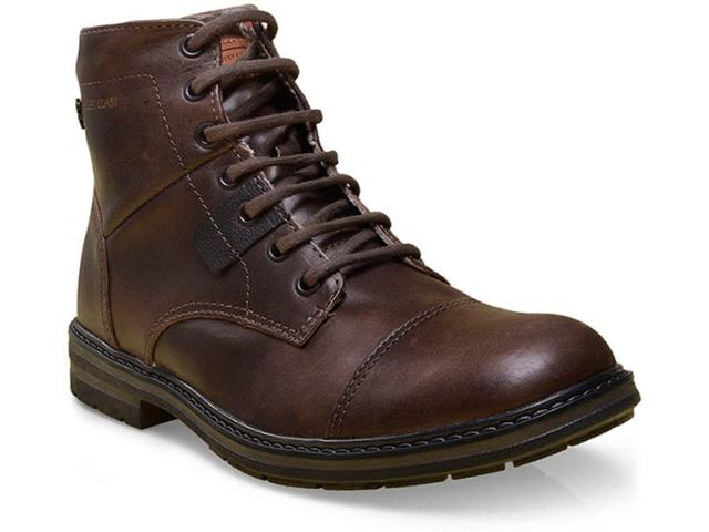 Bota Masculina West Coast 124401/1 Chocolate