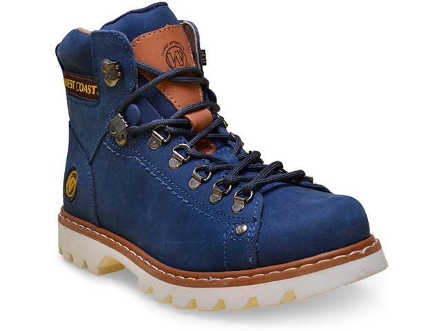 Bota Masculina West Coast 121001/5 Royal