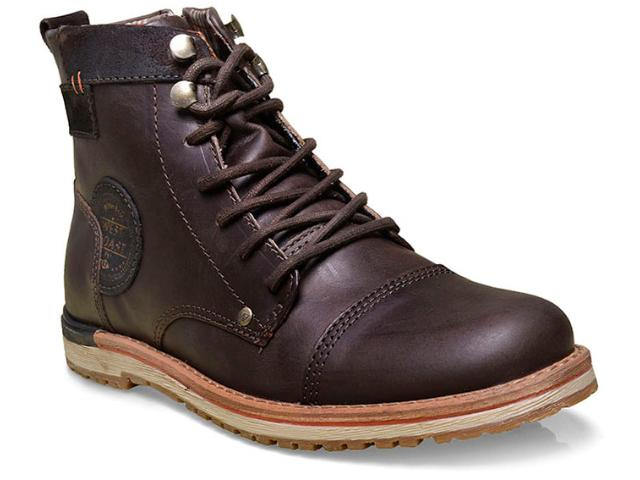 Bota Masculina West Coast 111313/2 Chocolate