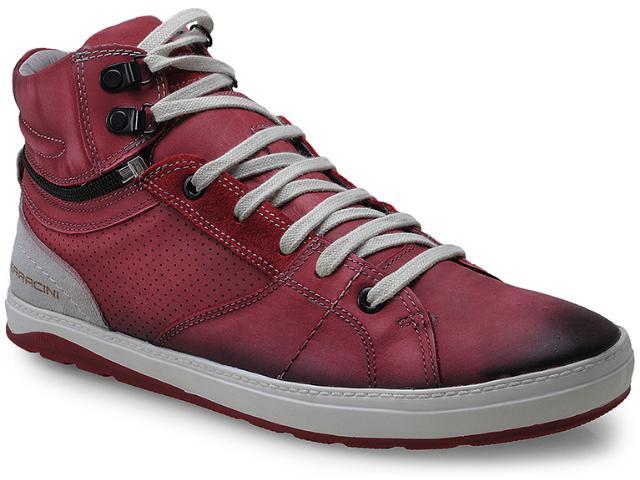 Bota Masculina Ferracini 9570 Extreme Vermelho