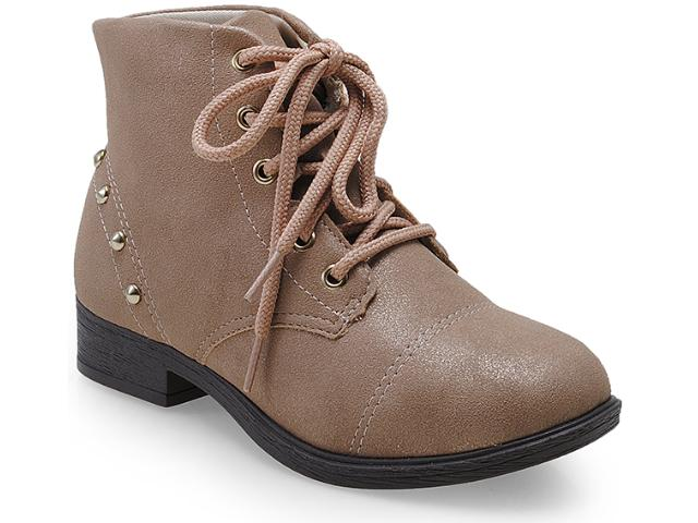 Bota Feminina Pink Cats W2801 Natural