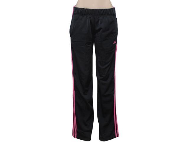 Calça Feminina Adidas S23385 Ess Pes w Preto/rosa