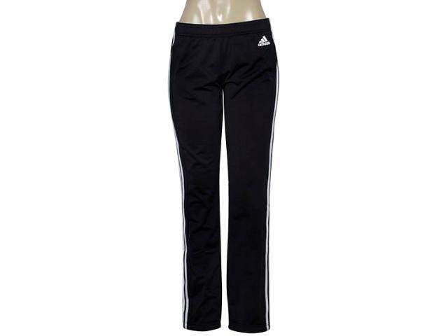 Calça Feminina Adidas Bk4641 D2m Straight Preto/branco