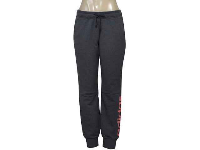 Calça Feminina Adidas Br2530 Ess Lin Pant Mescla