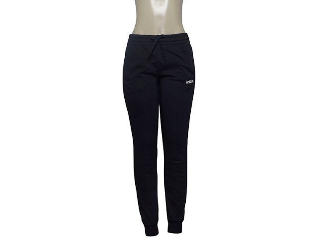 Calça Feminina Adidas Dp2400  w e Pln Pant Preto/branco