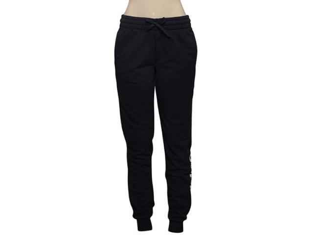 Calça Feminina Adidas Dp2398 w e Lin Pant Preto/branco