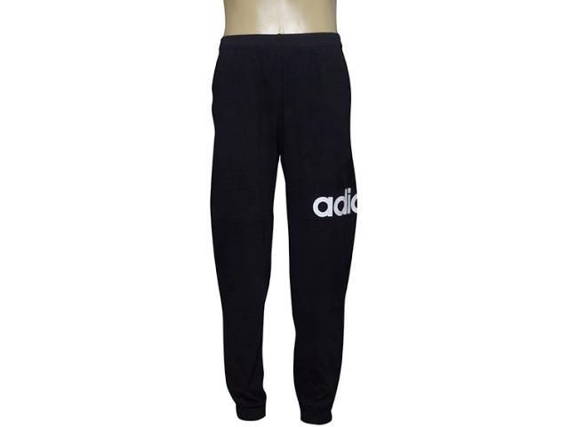 Calça Masculina Adidas B47217 Ess Lgo  Preto