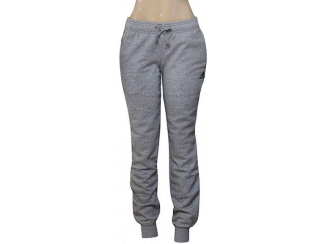 Calça Feminina Adidas S97160 Ess Solid Pant  Mescla