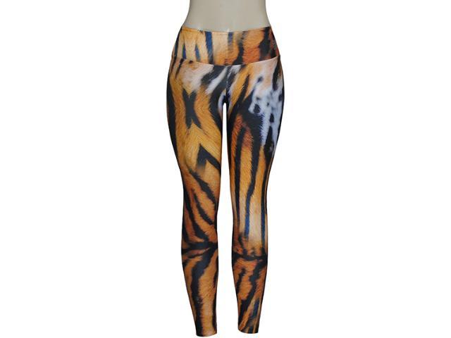 Calça Feminina Alto Giro 48301 Leopardo