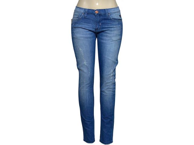 Calça Feminina Cavalera Clothing 07.02.5161 Azul Estonado