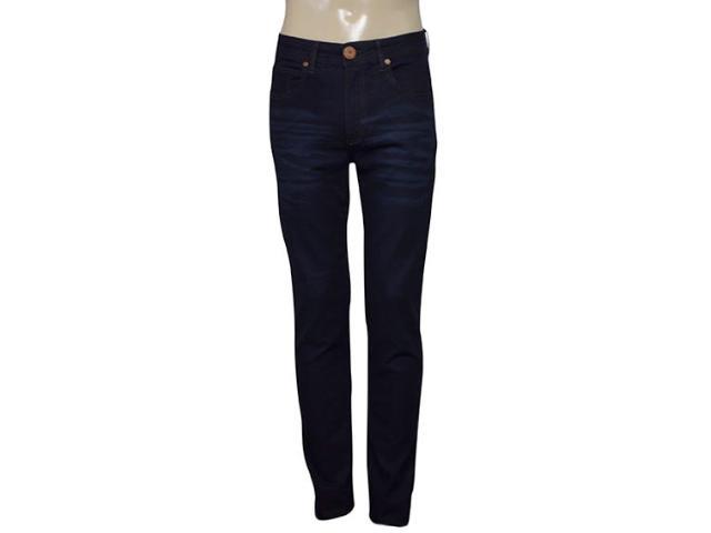 Calça Masculina Cavalera Clothing 07.02.6221 Jeans Escuro