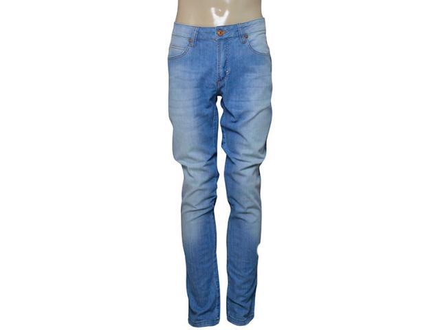 Calça Masculina Cavalera Clothing 07.02.5093 Cor Jeans