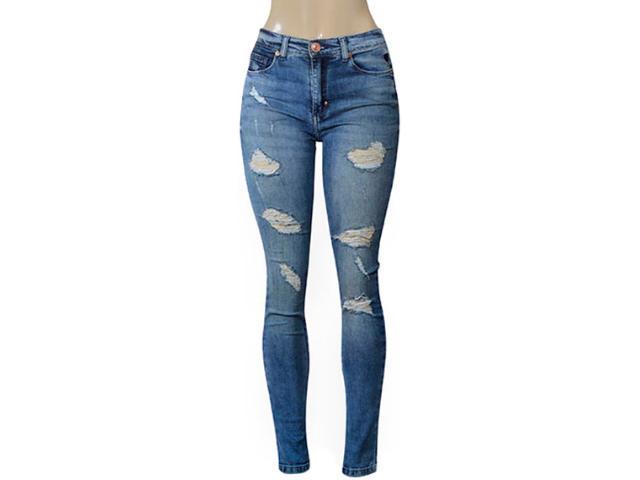Calça Feminina Cavalera Clothing 07.02.5857 Jeans