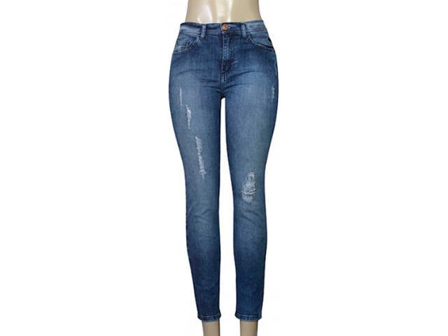 Calça Feminina Cavalera Clothing 07.02.5894 Jeans