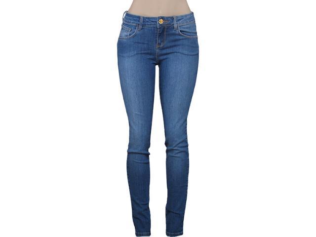 Calça Feminina Coca-cola Clothing 23201868 Cor Jeans