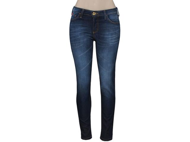 Calça Feminina Coca-cola Clothing 23201838 Cor Jeans