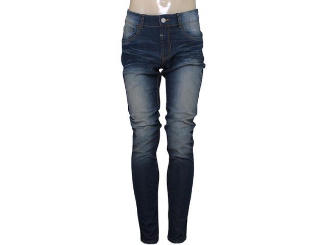 Calça Masculina Coca-cola Clothing 13201376 Cor Jeans