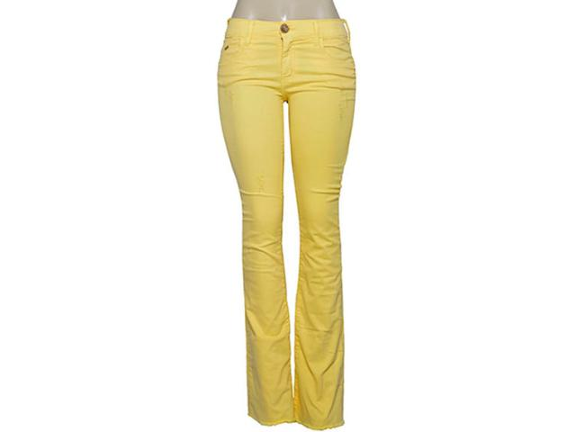 Calça Feminina Coca-cola Clothing 25200017 Amarelo