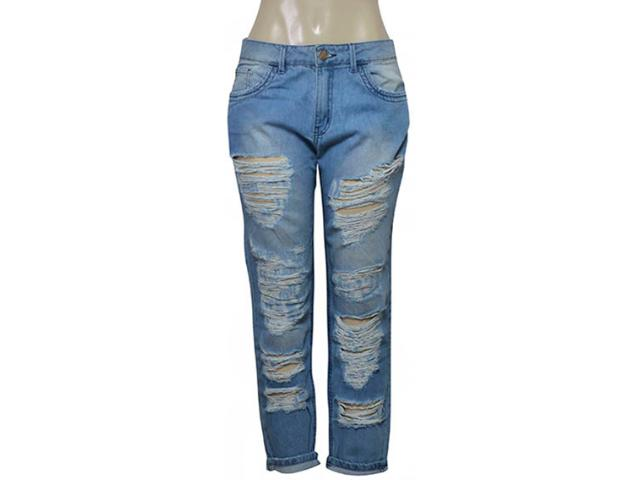 Calça Feminina Coca-cola Clothing 25200043 Jeans