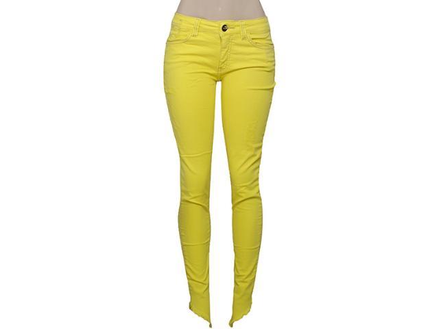 Calça Feminina Dopping 012358527 Amarelo