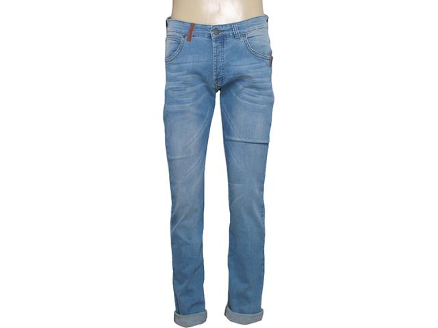 Calça Masculina Dopping 012359014 Cor Jeans