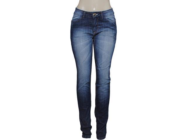 Calça Feminina Index 01.01.001444 Cor Jeans