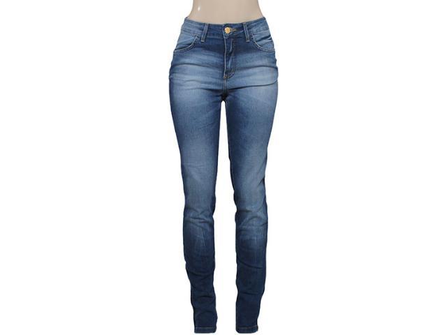 Calça Feminina Index 01.01.001643 Cor Jeans