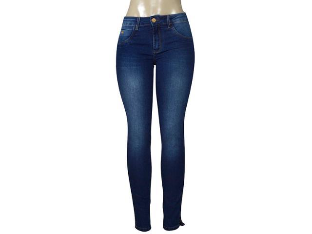 Calça Feminina Kacolako 27849 Jeans