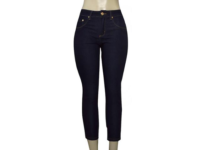 Calça Feminina Kacolako 27827 Jeans Escuro