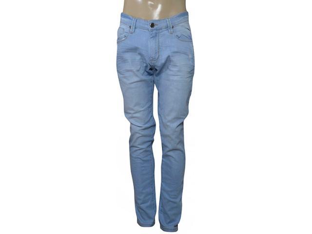 Calça Masculina Kacolako 27800 Jeans Claro