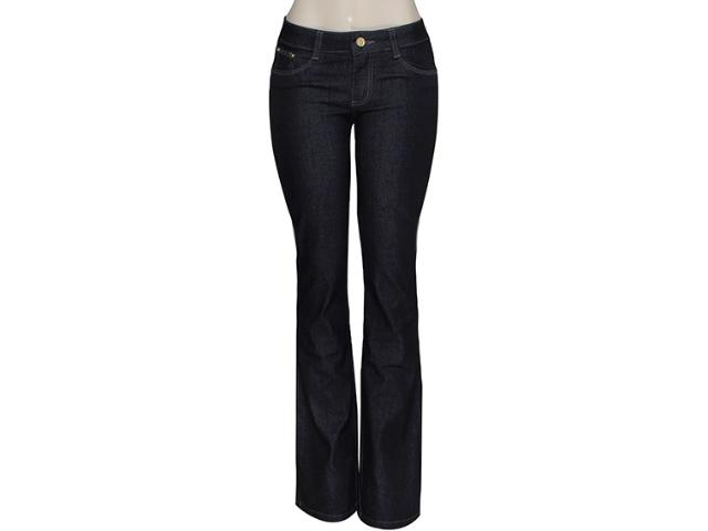 Calça Feminina Kacolako 14961 Cor Jeans