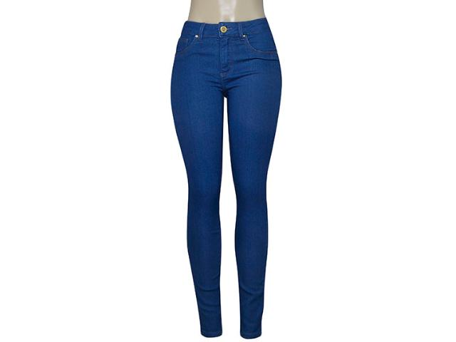 Calça Feminina Kacolako 23711 Jeans