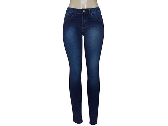 Calça Feminina Kacolako 23715 Jeans