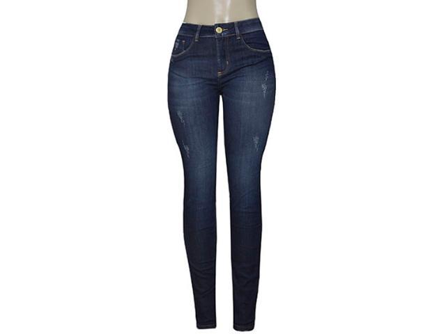 Calça Feminina Kakolako 23781 Jeans Escuro