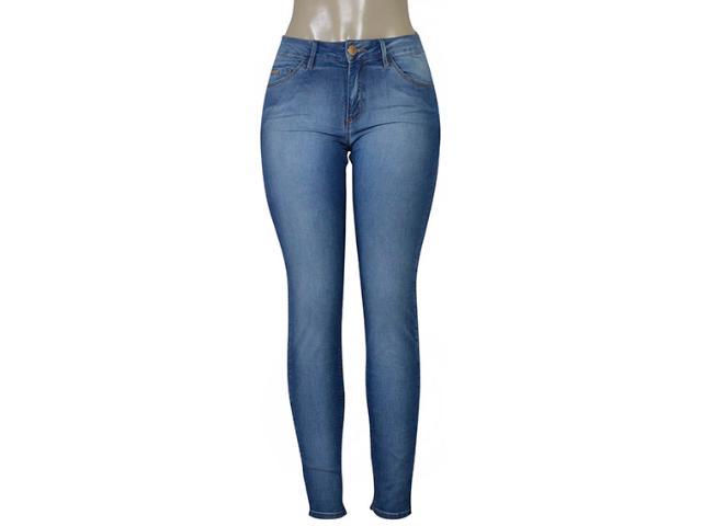 Calça Feminina Lado Avesso 105323b Jeans